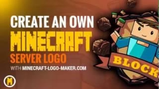 Logo Maker ViYoutubecom - Minecraft server homepage erstellen