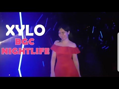 BEST NIGHT CLUB XYLO AT THE PALACE (Bonifacio Global City) - MANILA PHILIPPINES 2019