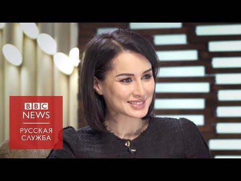 """Тина Канделаки - о Навальном, Крыме и """"Матч ТВ"""""""