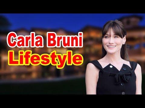 Carla Bruni Lifestyle 2020 ★ Boyfriend & Biography