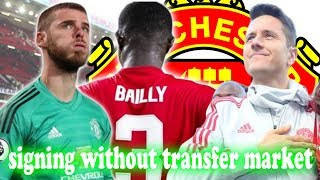 Manchester United may not need to buy new players - news today