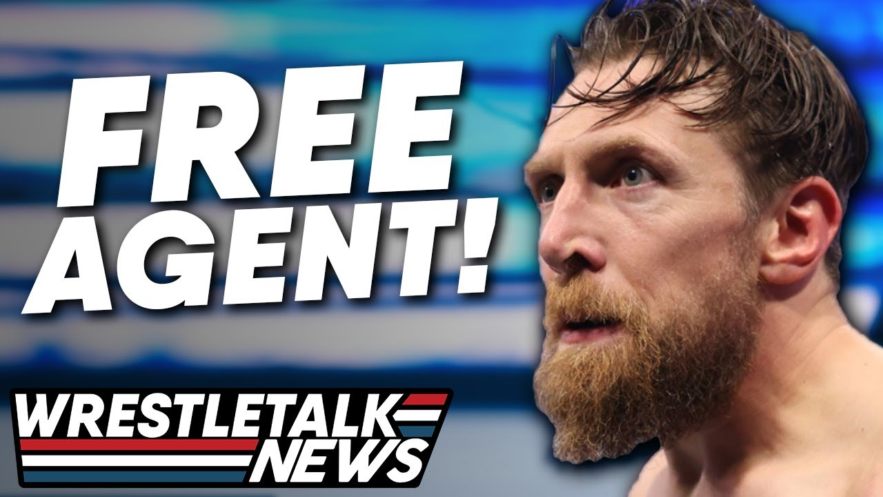 Daniel Bryan LEGIT Done With WWE?! AEW Rumor Killer! | WrestleTalk
