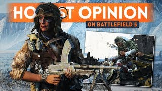 WHAT I REALLY THINK ABOUT BATTLEFIELD 5 - A Critical Review From Reveal To Now
