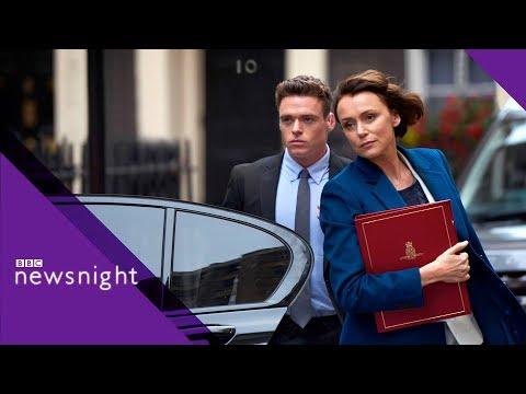 Bodyguard: Is Julia Montague alive? Creator Jed Mercurio on his hit thriller - BBC Newsnight