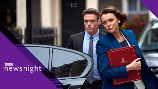 Bodyguard: Is Julia Montague alive? Creator Jed Mercurio on his hit thriller - BBC Newsnight