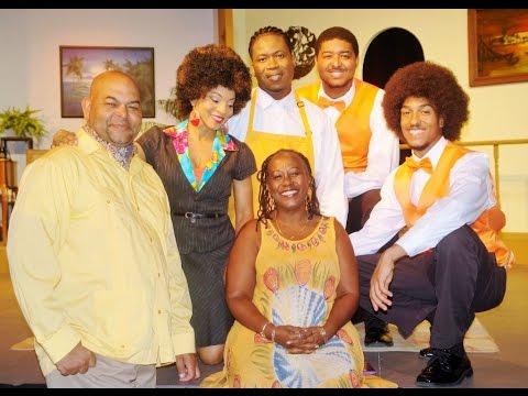 Smile Orange - a Caribbean Play at the Caribbean Community Theatre - St. Croix, VI