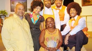 Smile Orange - a Caribbean Play at the Caribbean Community Theatre - St. Croix, VI