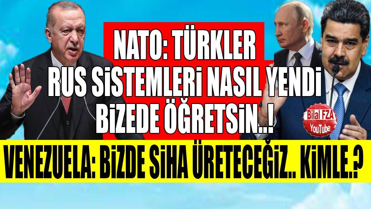 NATO Sonunda Pes Etti TÜRKLER BİZE DE ÖĞRETSİN