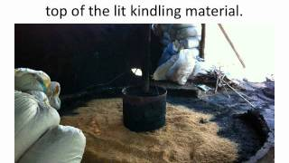 Making Biochar from Rice Hull.mov