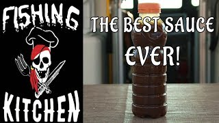The Best Sauce Ever | Fishing Kitchen | Cooking On The Sea