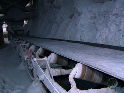 Ohio salt miners relishing harsh winter weather