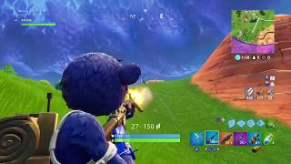 FORTNITE BATTLE ROYALE # THIS GLITCH I HAVE NEVER EXPERIENCED