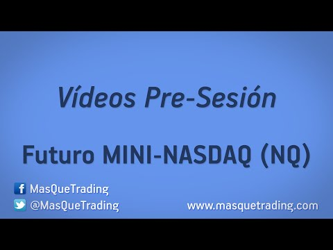 14-7-2014-Trading en español Análisis Semanal Futuro MINI NASDAQ (NQ)