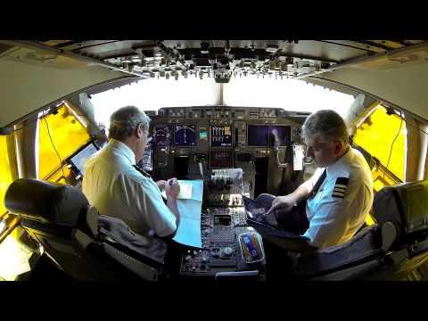 Farewell Qantas Captain Mark Bessen