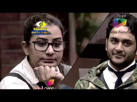 Shilpa Shinde Gets PHYSICAL With Vikas Gupta   Bigg Boss 11   Episode 32   1st November 2017