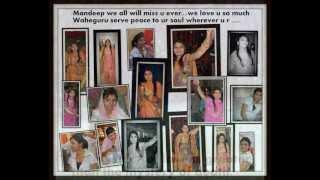 In Loving Memory of Mandeep Kaur