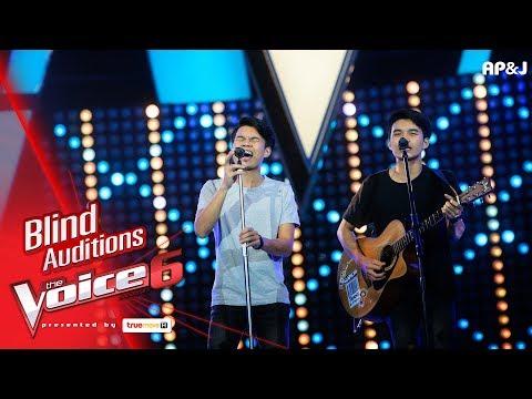 เบส+บอส - คำแพง - Blind Auditions - The Voice Thailand 6 - 3 Dec 2017