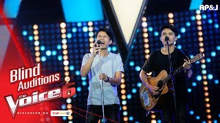 เบส+บอส - คำแพง - Blind Auditions - The Voice Thailand 6 - 3 Dec 2017