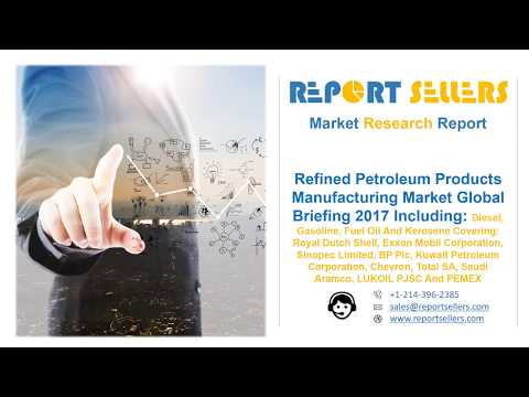 Refined Petroleum Products Manufacturing Market Research Report