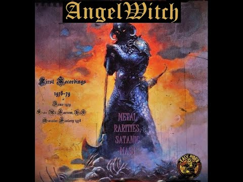 Angel Witch First Recordings (1978-79) [Full Albums] UK NWOBHM Hard Rock/Heavy Metal