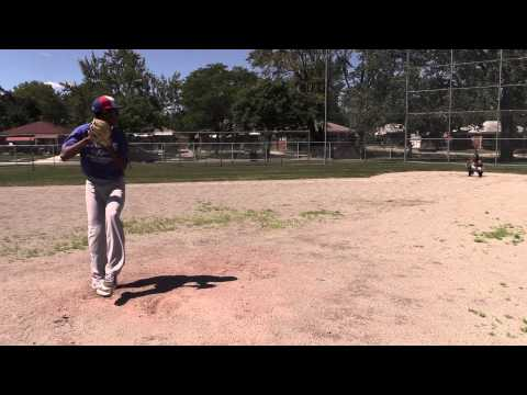 Ryan Menifee Baseball Skills Video 2015
