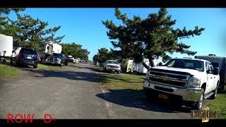 Salisbury MA campground bike around review .......