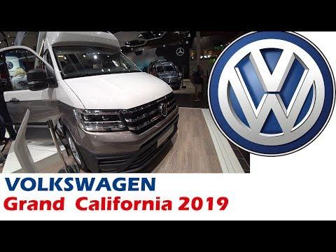 Автодом Volkswagen Grand California 2019. Обзор.
