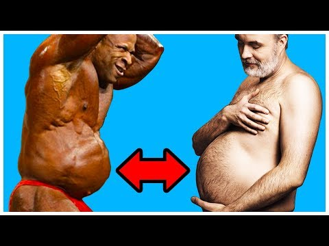 10 MOST EXTREME BUBBLE GUT BODYBUILDERS