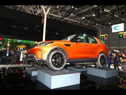 Во что превратился Land Rover Discovery