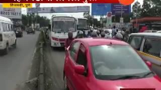 Pune | Hinjewadi IT Hub Employe On Traffic Jam Situation