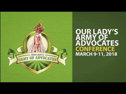 Dallas Our Lady's Army of Advocates 2018