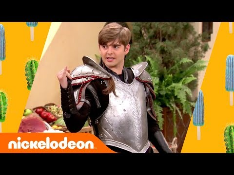 Jack Griffo Joins the Knighthood in Astoria as Sir Swayze 🤩   Knight Squad