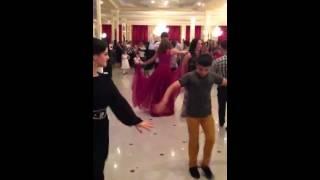 Карачаевская свадьба. Лезгинка