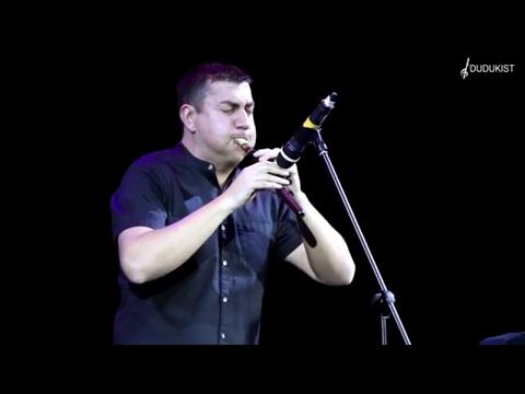 Арсен Григорян - Siroun Es Hokiag 🎵 Третий Московский международный фестиваль дудука 🎵