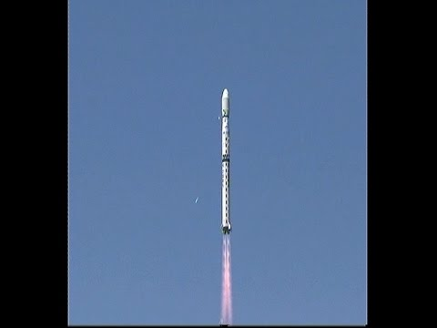 China's Gaofen-2 launch from Taiyuan Satellite Launch Center