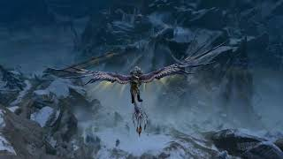 GW2 Grand Lion Griffon Skin (2000 gems)