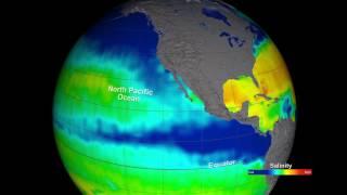 NASA| Aquarius: One Year Observing the Salty Seas