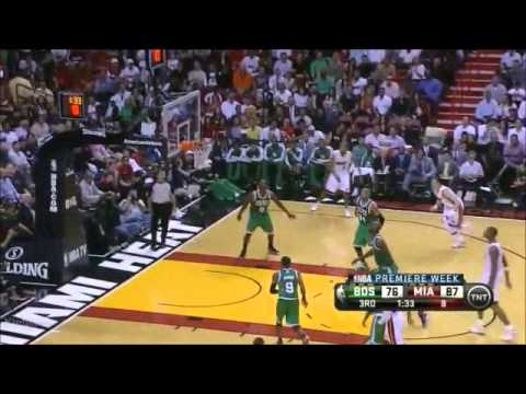 Ray Allen Official Miami Heat Mix (Remember The Name)