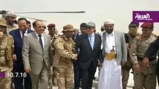 هادي يؤكد أن اليمن لن يصبح ولاية فارسية