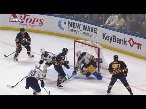 St Louis Blues vs Buffalo Sabres | NHL | 18-FEB-2017
