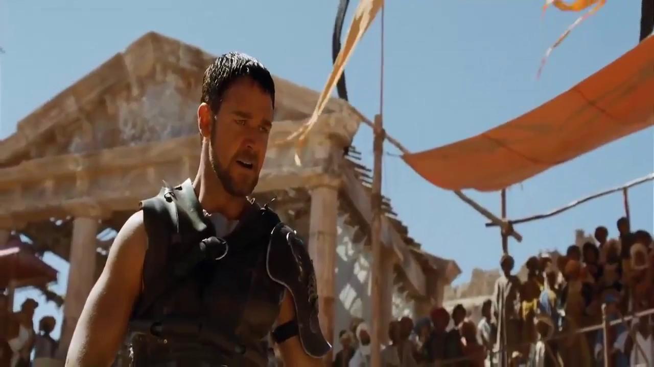 Gladiador Batalla Zucchabar Completo En Español Latino Hq Youtube