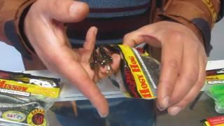 Съедобный силикон от Lucky John - проверенные модели и расцветки