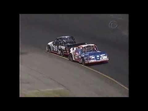 All of Kurt Busch's wins in the Truck Series