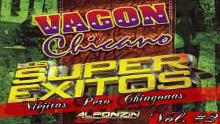 Vagon Chicano Mix 2015 | Viejitas pero chingonas Vol. #2 | Dj Alfonzin