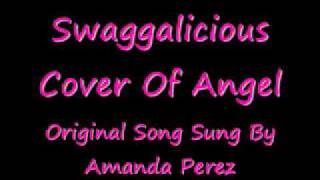 Re: Amanda Perez Angel Instrumental Karaoke Remake Linderpink Cover Of Angel