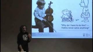 Reactable: tecnología para la creatividad musical: Sergi Jordà at TEDxRamblas
