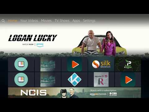 How To Install Gears TV IPTV To Amazon Fire TV and Fire