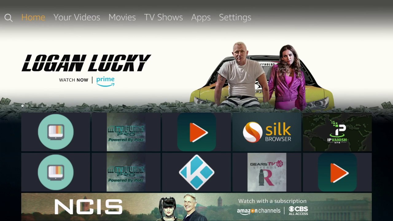 How To Install Gears Tv Iptv To Amazon Fire Tv And Fire Stick 2018