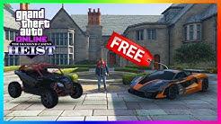 GTA 5 Online The Diamond Casino Heist DLC - NEW UPDATE! Lucky Wheel Supercars, Outlaw 4x4 & MORE!