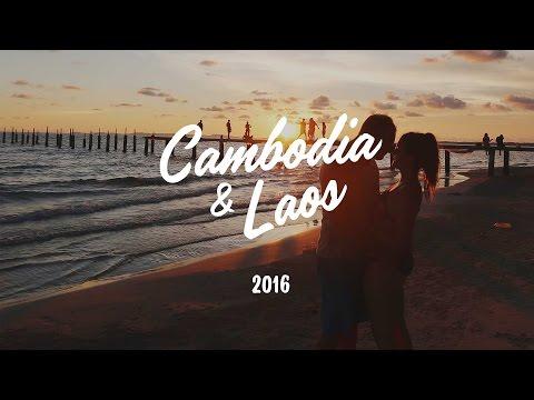 Cambodia & Laos Trip 2016